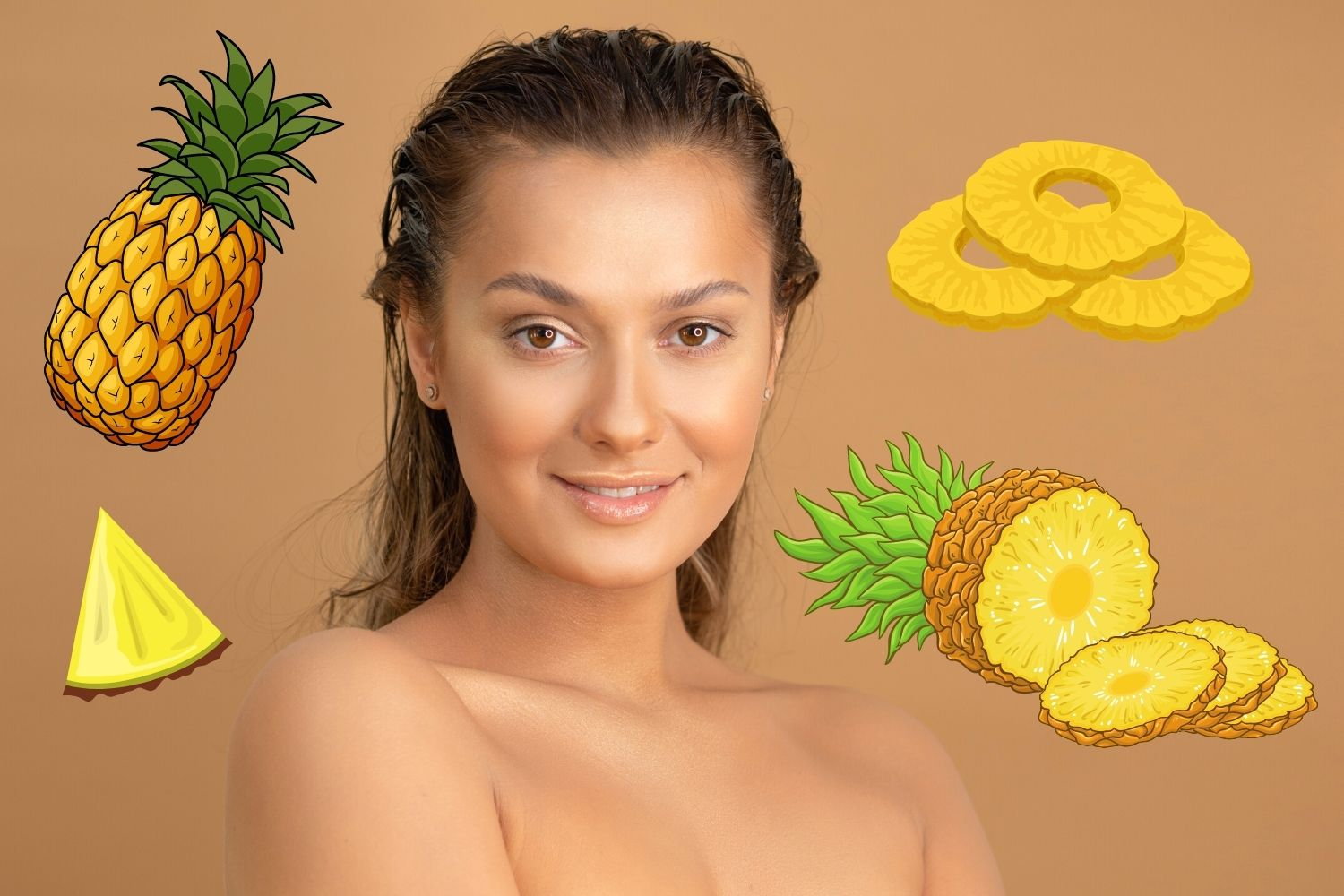 pineapple skin care benefits