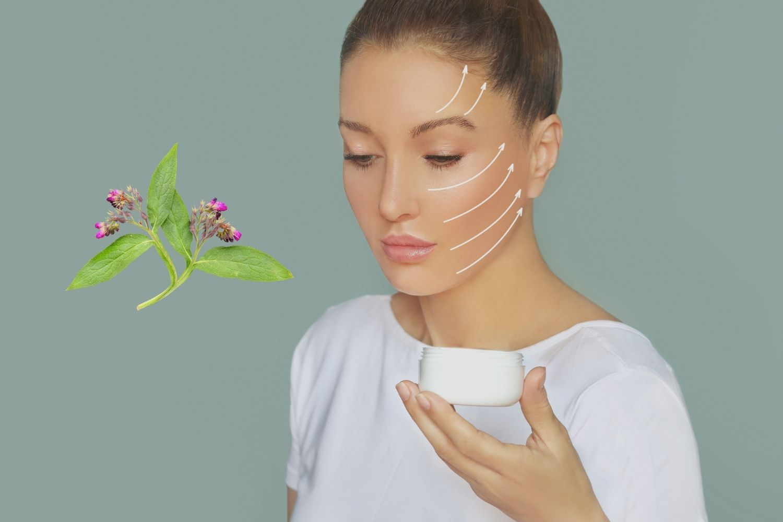 comfrey skin care